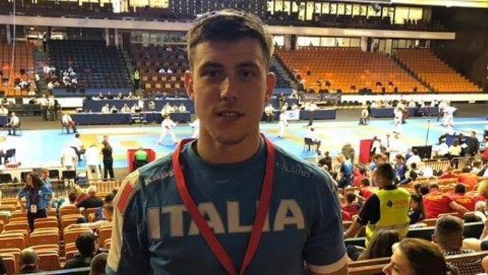Mattia Busato conquista il terzo posto agli Europei 2018 di Novi Sad
