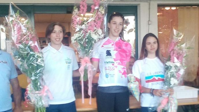 Elena Contarin regala la prima vittoria femminile all'Uc Giorgione