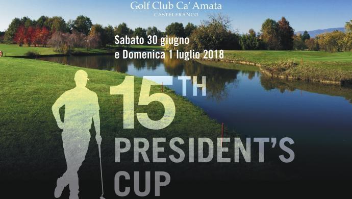 L'evento dell'anno del Ca' Amata sta arrivando…la 15th President's Cup!