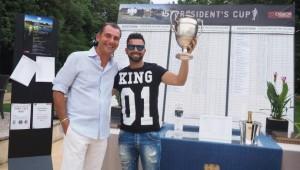 Daniele Vit vince la 15^ Coppa del Presidente Diego Carron