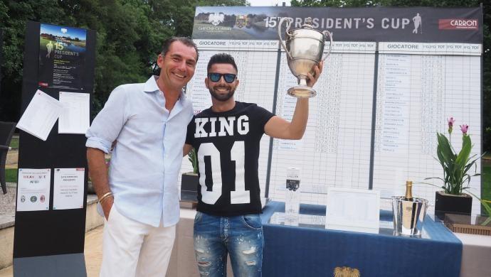 Golf: Daniele Vit vince la 15^ Coppa del Presidente al Ca' Amata