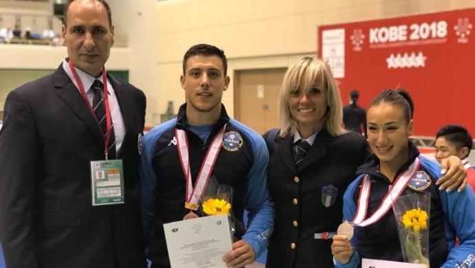 Karate: Mattia Busato Bronzo ai Mondiali Universitari