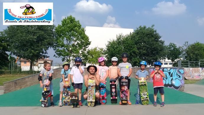 Nuovo corso di Skateboarding a Castelfranco Veneto