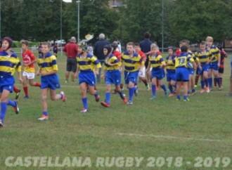 Castellana Rugby: weekend di impegni giovanili per U12 e U16
