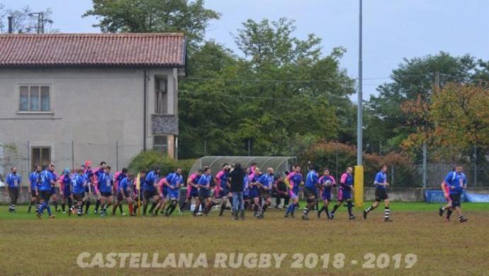 Castellana Rugby: i resoconti delle partite dello scorso weekend