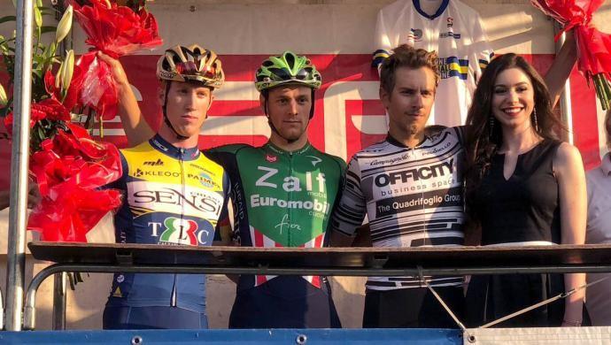 Ciclismo: Giovanni Lonardi firma la decima a San Vito per la Zalf