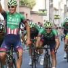 Ciclismo: a Marcaria Lonardi firma la 30esima vittoria della Zalf