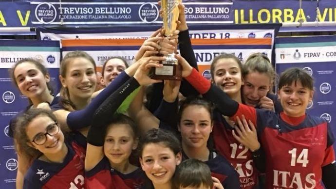Giorgione Pallavolo: «A Castelfranco tutti pazzi per il volley»