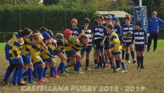 Castellana Rugby: il riepilogo dell'ultimo weekend di gare