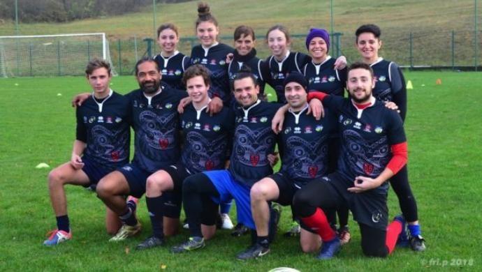 Castellana Rugby: primo torneo per il Touch e altri risultati