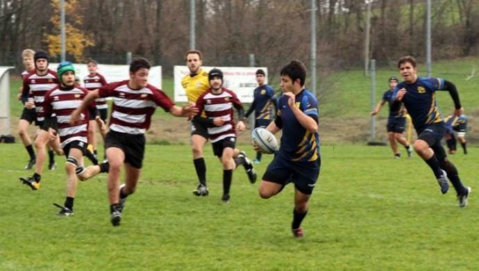 Castellana Rugby: doppia sfida per Under 16 e Under 18