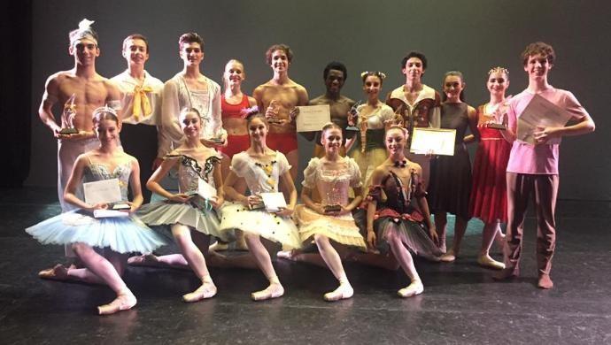 La compagnia castellana Il Balletto sbanca gli Italian Dance Awards