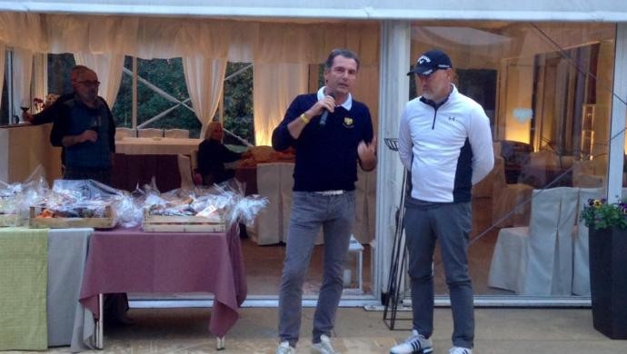 Golf Ca' Amata: L'incasso della November Cup alle popolazioni colpite dall'alluvione in Veneto