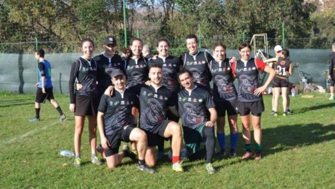 Castellana Rugby: il racconto del weekend dell'8-9 dicembre
