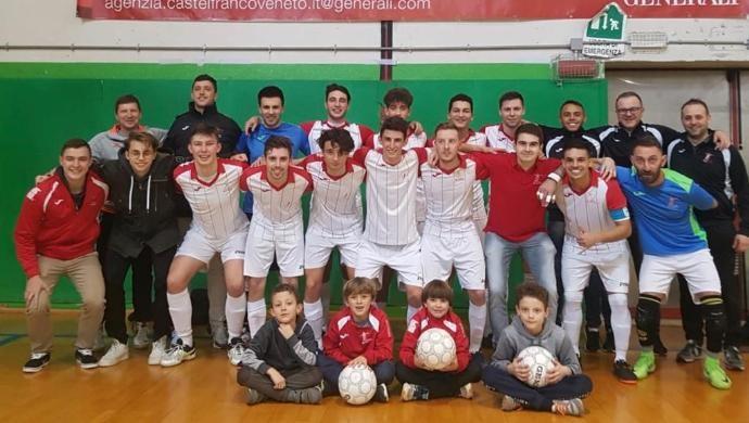 Futsal Giorgione qualificato alle Final 8 Coppa Veneto di C1