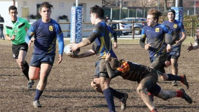 Il racconto dell'ultimo weekend targato Castellana Rugby