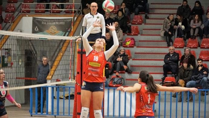 Volley: nella prima del 2019, il Duetti Giorgione espugna San Donà