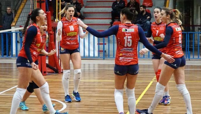 Volley: altri due punti per il Giorgione che vince davanti al proprio pubblico