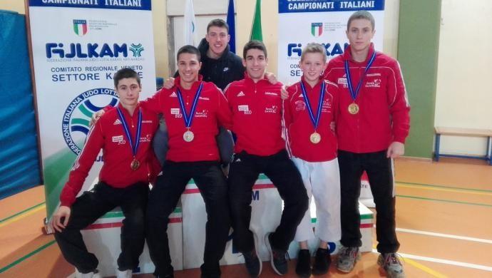 Week end con il botto per il Karate Castelfranco Veneto