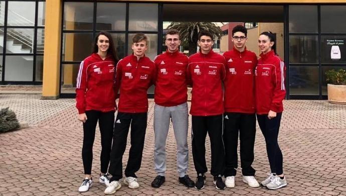 Sport Target Karate Castelfranco presente al Trofeo Gattamelata di Monselice