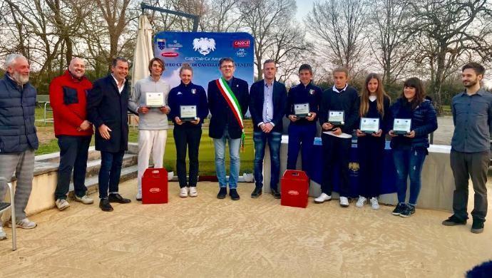 4^ gara nazionale Città di Castelfranco al Golf Club Cà Amata