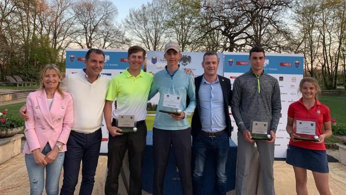 Golf: a Kristjan Burkelca e Giulia Bellini il 4° Trofeo Città di Castelfranco