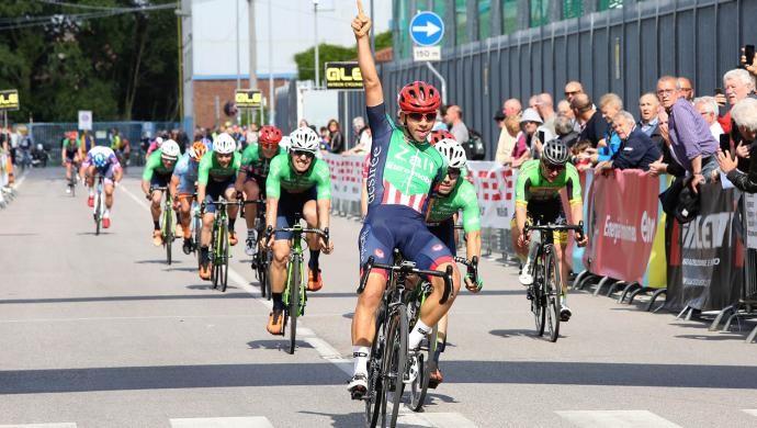 Al Grand Prix Città Murata quinta vittoria per Enrico Zanoncello della Zalf