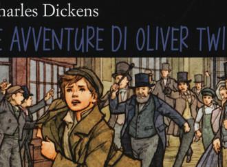 Consigli di lettura, per giovani sportivi e non solo: Oliver Twist