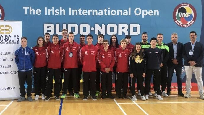 Germinal Sport Target: incetta di medaglie agli Irish International Open