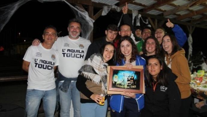 Castellana Rugby prima classificata al Torneo Halloween Touch 2019