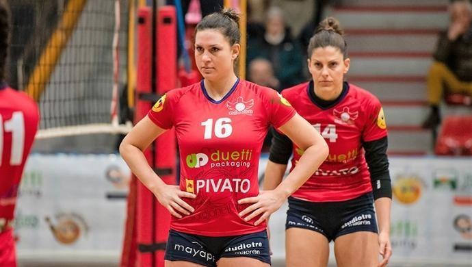 Dietrofront Giorgione: rimandata la partita di volley con Vicenza