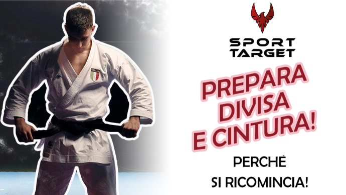 Ripartono gli allenamenti di Sport Target Karate: gli orari