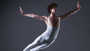 Daniele Silingardi portfolio shoot at English National Ballet studios, Kensington, London on April 08 2017. Photo: Arnaud Stephenson